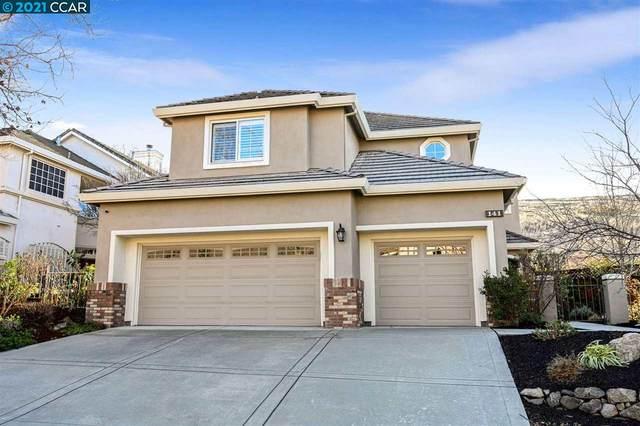 141 Merano St, Danville, CA 94526 (#CC40934675) :: The Goss Real Estate Group, Keller Williams Bay Area Estates