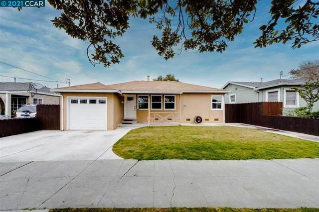 2421 Lincoln Ave, Richmond, CA 94804 (#CC40934676) :: RE/MAX Gold