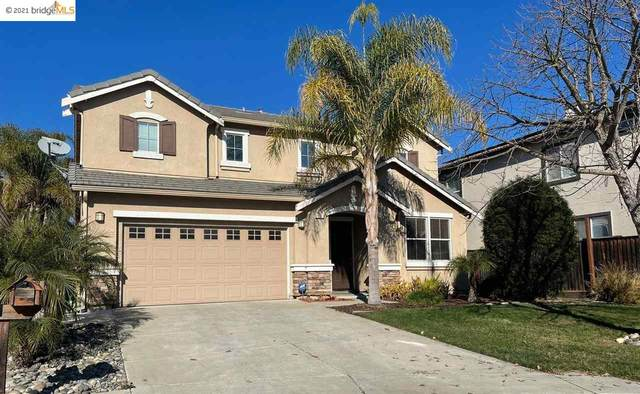15 Kearsti Ct, Oakley, CA 94561 (#EB40934708) :: Schneider Estates