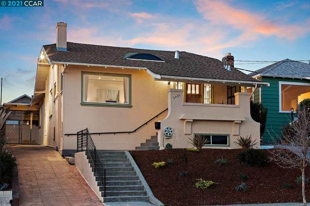 2469 Cole St, Oakland, CA 94601 (#CC40934712) :: Real Estate Experts