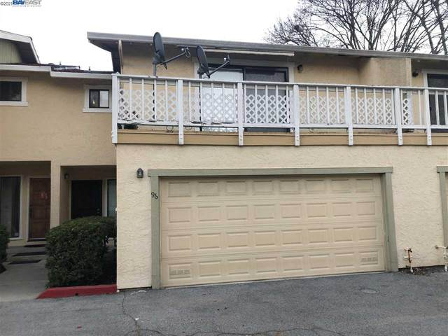 96 Van Cott Ct, San Jose, CA 95127 (#BE40934156) :: Intero Real Estate