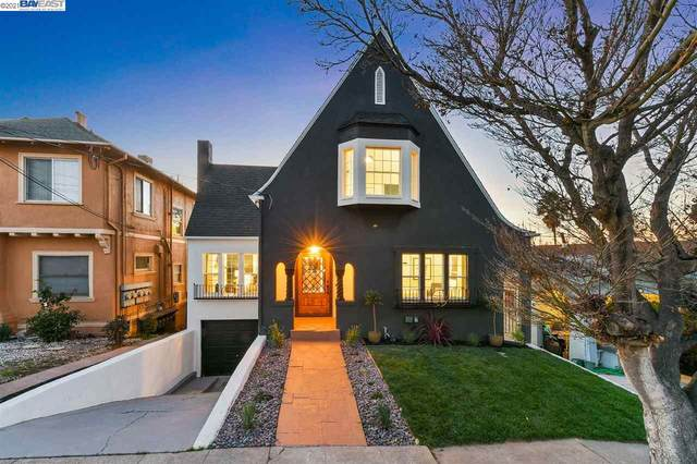 5065 Fairfax Ave, Oakland, CA 94601 (#BE40934777) :: Real Estate Experts