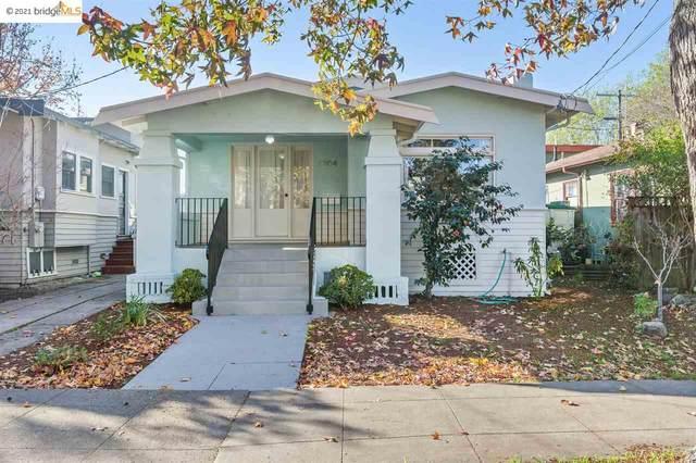 2304 Spaulding Ave, Berkeley, CA 94703 (#EB40934791) :: The Kulda Real Estate Group