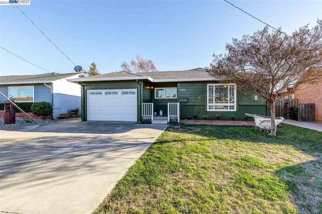 3619 Germaine Way, Livermore, CA 94550 (#BE40934793) :: The Kulda Real Estate Group