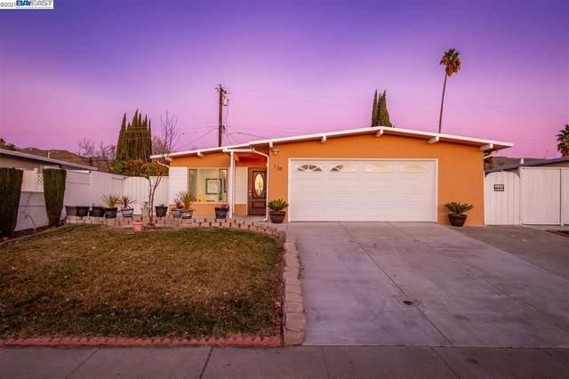 136 Beacon Dr, Milpitas, CA 95035 (#BE40934798) :: Intero Real Estate
