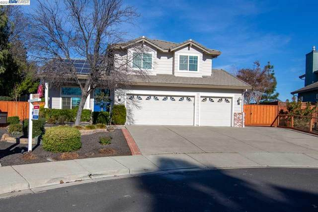 5602 Bobby Dr, Livermore, CA 94551 (#BE40934666) :: The Kulda Real Estate Group