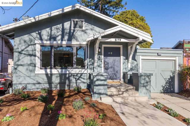 5179 Coronado Ave, Oakland, CA 94618 (#EB40934844) :: Schneider Estates