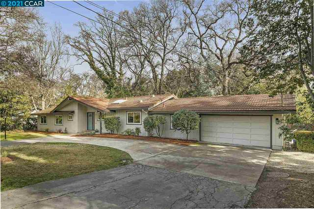612 St. Marys Rd, Lafayette, CA 94549 (#CC40934593) :: The Gilmartin Group