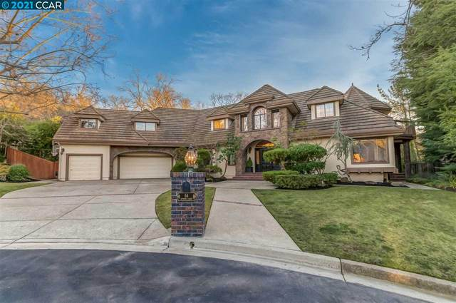 64 Hickory Ct, Danville, CA 94506 (#CC40934871) :: The Sean Cooper Real Estate Group