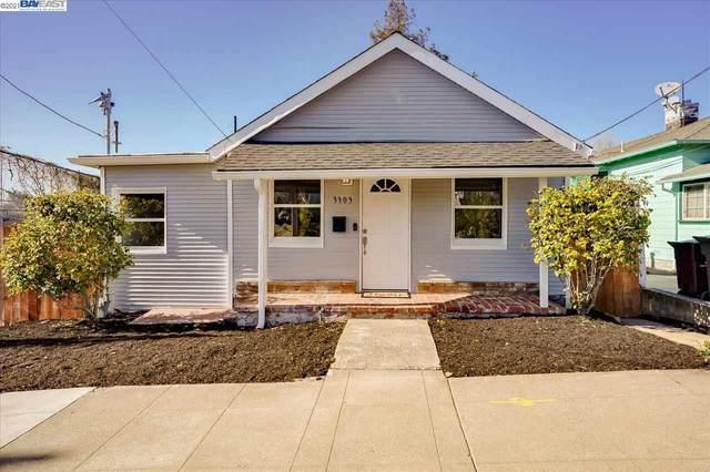 3303 Laguna Way, Oakland, CA 94602 (#BE40934873) :: Real Estate Experts