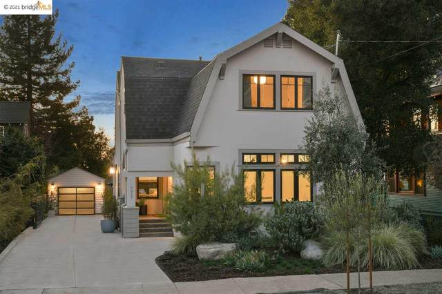6429 Regent St, Oakland, CA 94618 (#EB40934884) :: Schneider Estates