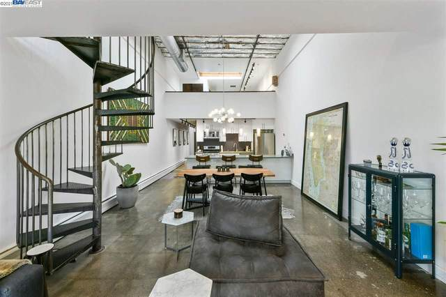 4300 Horton Street Loft Suite 14, Emeryville, CA 94608 (#BE40934972) :: Real Estate Experts