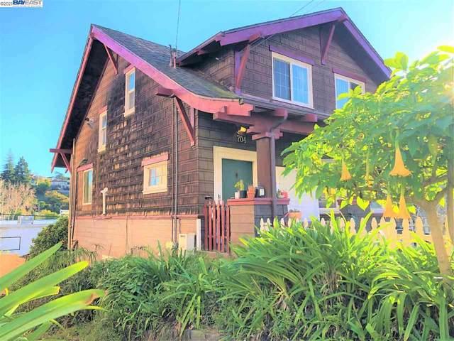 704 Rand Ave, Oakland, CA 94610 (#BE40934984) :: Intero Real Estate