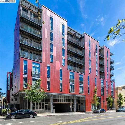630 Thomas L Berkley Way 707, Oakland, CA 94612 (#BE40934983) :: The Gilmartin Group