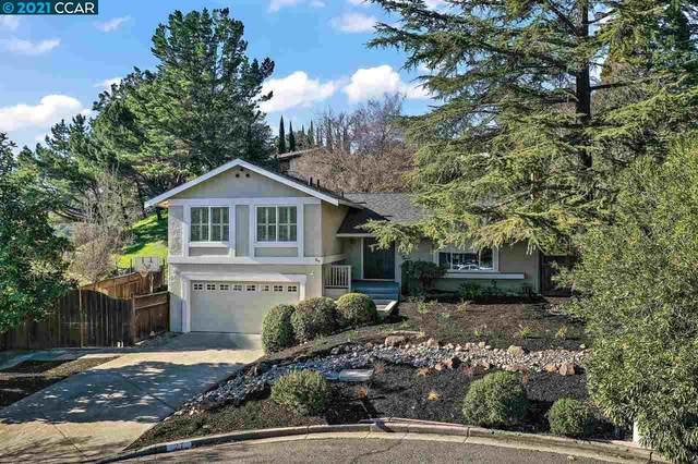 27 Wimpole St, Moraga, CA 94556 (#CC40934991) :: Schneider Estates