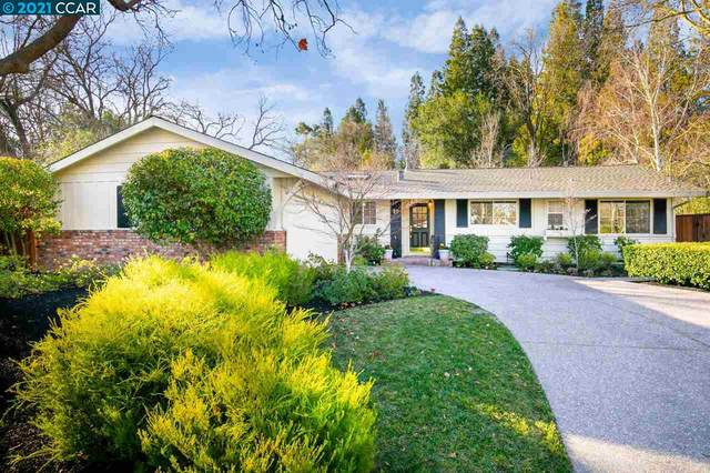 90 Arlene Lane, Walnut Creek, CA 94595 (#CC40934997) :: The Realty Society