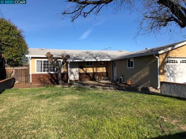 1325 Linden Dr, Concord, CA 94520 (#CC40935015) :: Real Estate Experts