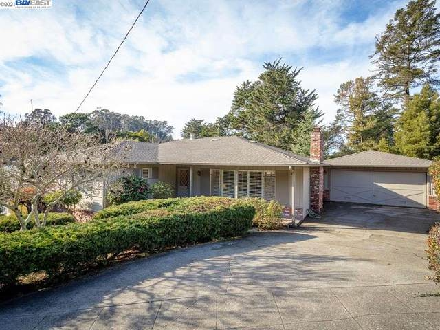 35 Woodcrest Cir, Oakland, CA 94602 (#BE40935030) :: Real Estate Experts