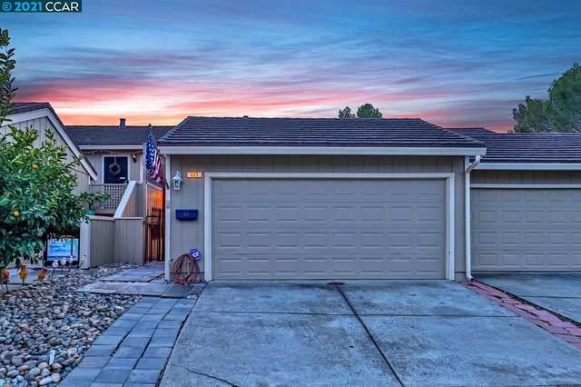 429 Thistle Cir, Martinez, CA 94553 (MLS #CC40935031) :: Compass