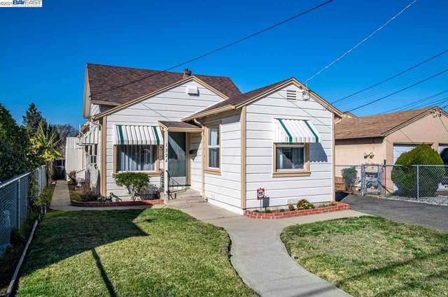 1324 D Street, Hayward, CA 94541 (#BE40935043) :: The Realty Society