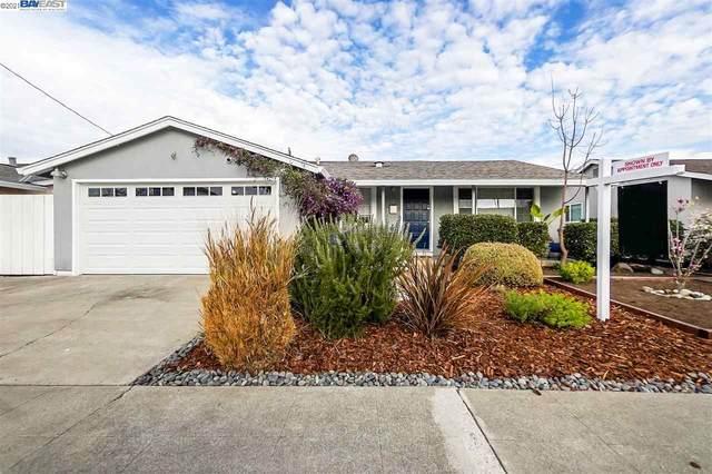 26748 Peterman Ave, Hayward, CA 94545 (#BE40935076) :: The Realty Society