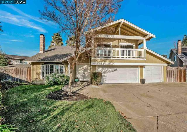1367 Golden Leaf Way, Concord, CA 94521 (#CC40934514) :: The Gilmartin Group