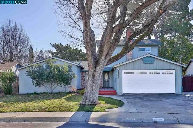 1360 Sunshine Dr, Concord, CA 94520 (#CC40935086) :: Real Estate Experts