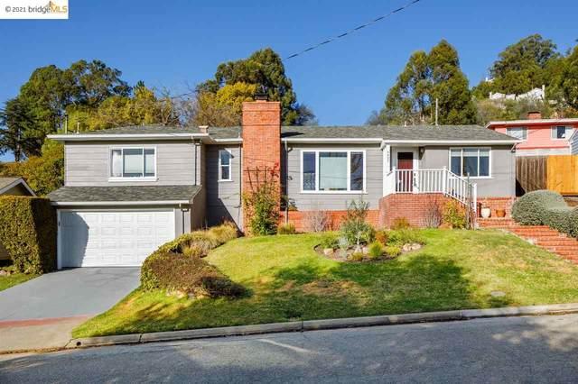 4637 Fieldbrook Rd, Oakland, CA 94619 (#EB40935005) :: Schneider Estates