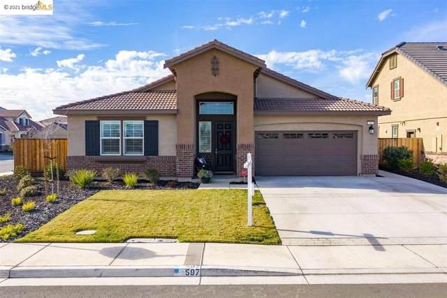 597 Sapphire Pkwy, Oakley, CA 94561 (#EB40935118) :: Schneider Estates