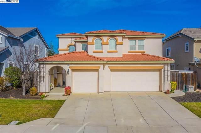 134 Vella Cir, Oakley, CA 94561 (#BE40935123) :: Schneider Estates