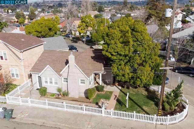 142 Wallace Ave, Vallejo, CA 94590 (#CC40935127) :: Intero Real Estate