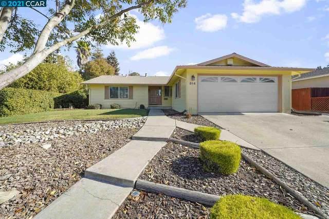 814 Marie Ave, Martinez, CA 94553 (#CC40934897) :: Schneider Estates