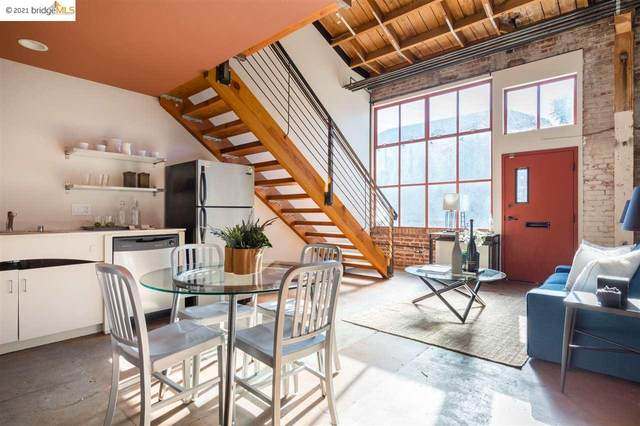 2201 West St C, Oakland, CA 94612 (#EB40935146) :: Real Estate Experts