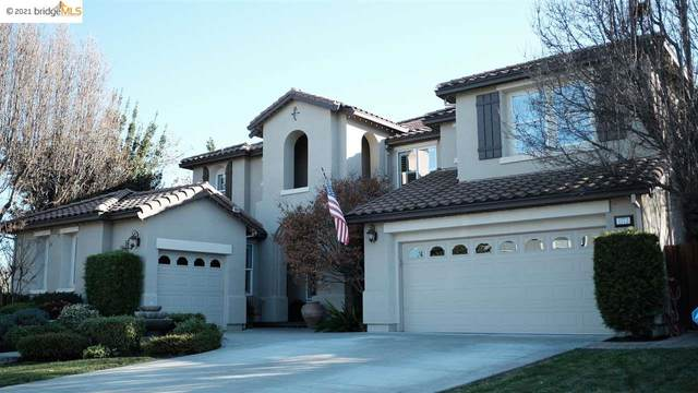 1773 Giotto Drive, Brentwood, CA 94513 (#EB40935152) :: The Gilmartin Group