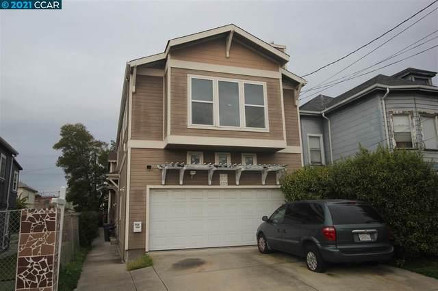 2120 E 20, Oakland, CA 94606 (#CC40935181) :: Real Estate Experts