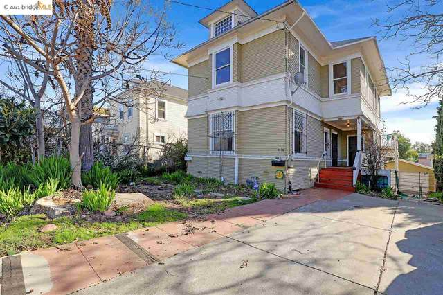 2212 17th Ave, Oakland, CA 94606 (#EB40935206) :: Real Estate Experts