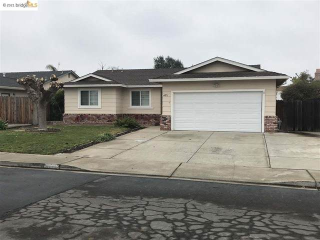 4871 Oak Forest Ave, Oakley, CA 94561 (#EB40935238) :: The Gilmartin Group