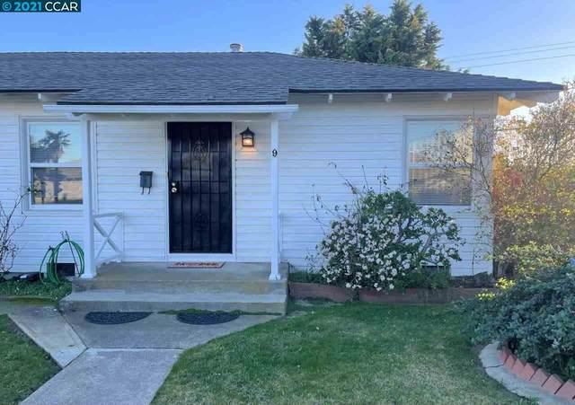 9 W Chanslor Ct, Richmond, CA 94801 (#CC40935221) :: The Gilmartin Group