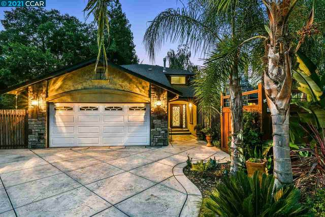5297 Pine Hollow Rd, Concord, CA 94521 (#CC40934985) :: The Gilmartin Group