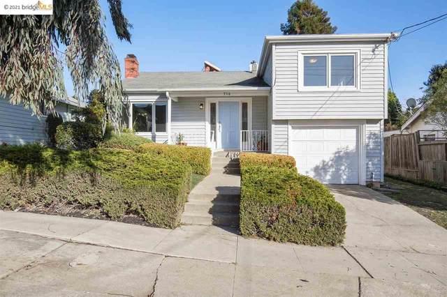 716 Richmond St., El Cerrito, CA 94530 (#EB40935262) :: Real Estate Experts