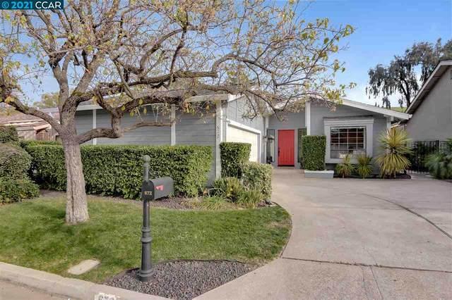 672 Paradise Valley Ct S, Danville, CA 94526 (#CC40935269) :: Schneider Estates