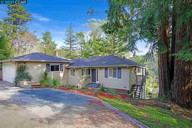 19 Homeglen Ln, Oakland, CA 94611 (#CC40935283) :: RE/MAX Gold