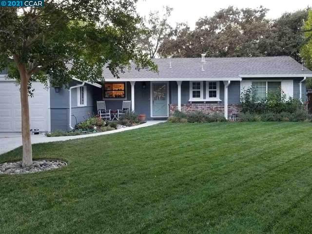 136 Greenwood Cir, Walnut Creek, CA 94596 (#CC40935186) :: The Goss Real Estate Group, Keller Williams Bay Area Estates