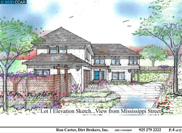 Mississippi St. Lot #1, Vallejo, CA 94590 (#CC40935324) :: Robert Balina | Synergize Realty