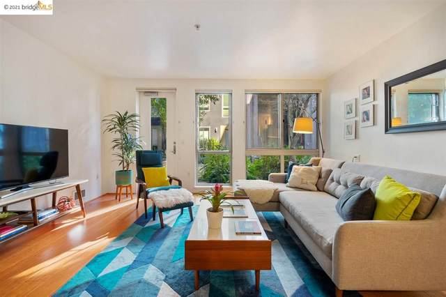 1201 Pine St 160, Oakland, CA 94607 (#EB40935325) :: Real Estate Experts