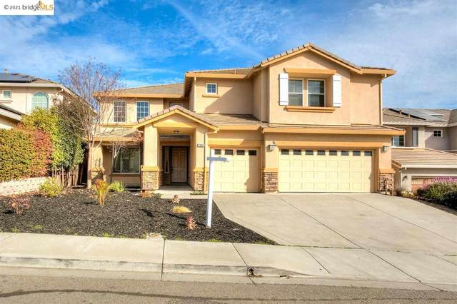 2448 Covelite Way, Antioch, CA 94531 (#EB40935351) :: The Kulda Real Estate Group