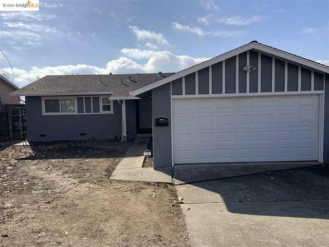 145 Redwing Street, Vallejo, CA 94589 (#EB40935367) :: Real Estate Experts