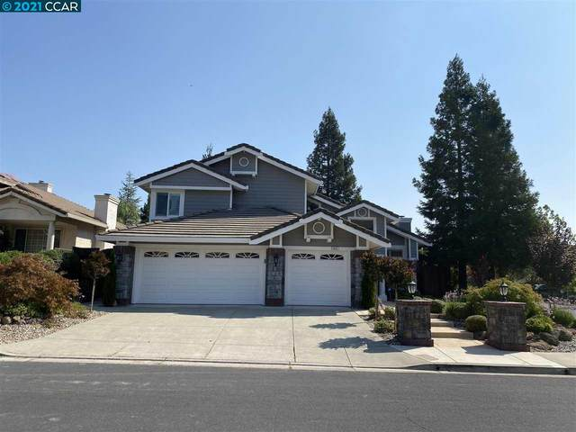 949 Spring Water Street, Danville, CA 94506 (#CC40935368) :: The Kulda Real Estate Group