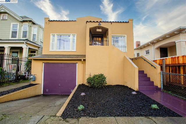 949 37Th St, Oakland, CA 94608 (#BE40935384) :: The Gilmartin Group