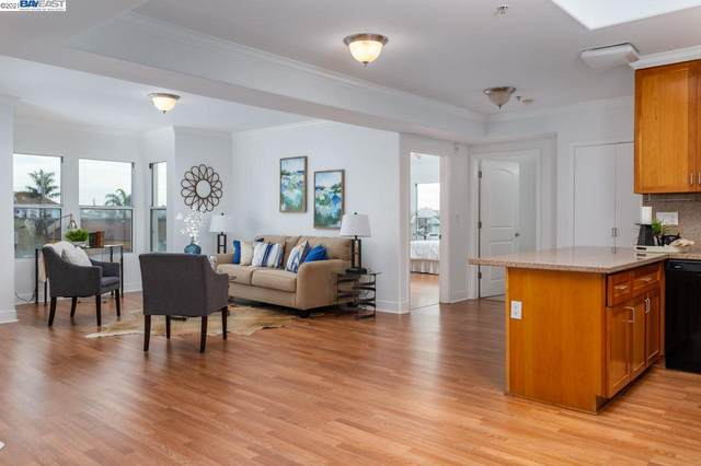 1515 14Th Ave 406, Oakland, CA 94606 (#BE40935391) :: The Gilmartin Group